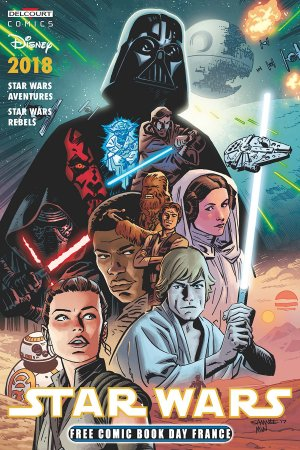 Free Comic Book Day France 2018 - Star Wars