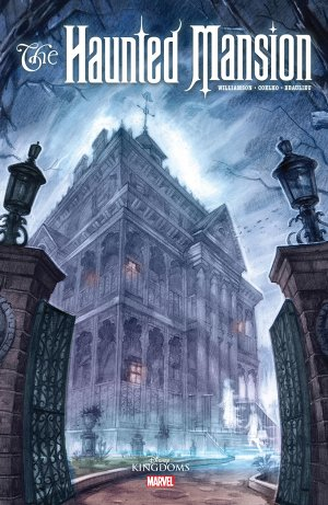 Disney Kingdoms - Haunted Mansion