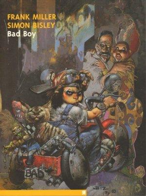 Bad boy édition TPB hardcover (cartonnée)