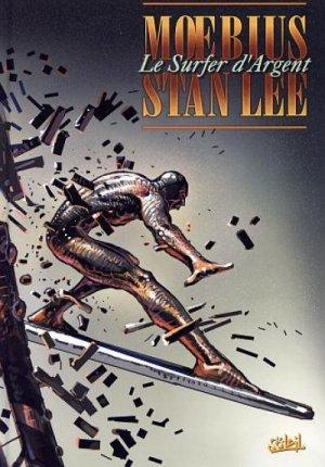 Le Surfer d'Argent Par Stan Lee / Moebius édition TPB hardcover (cartonnée)