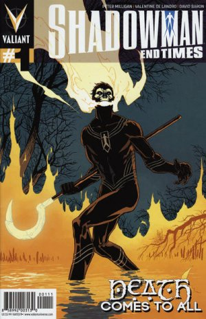 Shadowman - End Times # 1 Issues