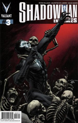 Shadowman - End Times # 3 Issues