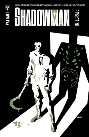 Shadowman édition TPB hardcover (cartonnée) - Intégrale - Issues V3