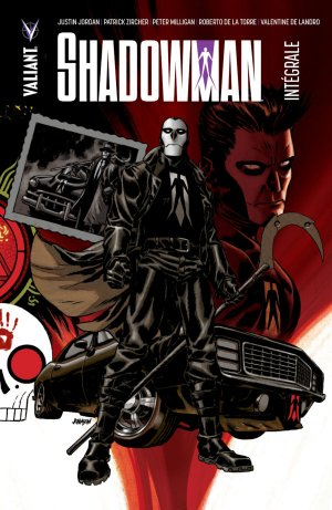 Shadowman  TPB hardcover (cartonnée) - Intégrale - Issues V3