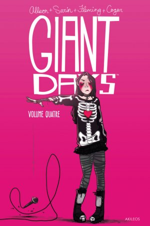 Giant Days T.4