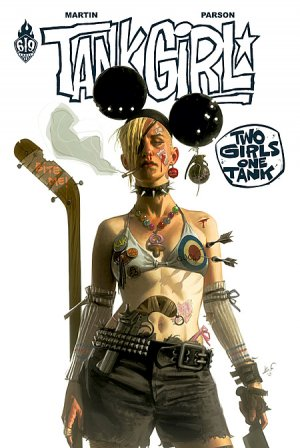 Tank Girl - Two Girls One Tank