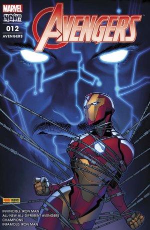 Infamous Iron Man # 12 Kiosque V5 (2017 - 2018)