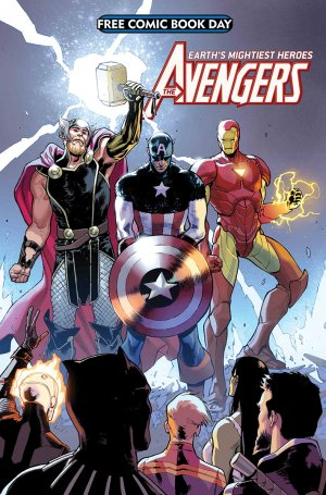 Avengers # 1 Issue (2018)