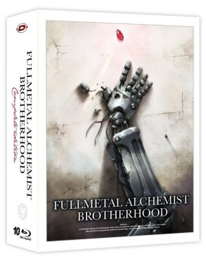 couverture, jaquette Fullmetal Alchemist Brotherhood  Complete edition (Dybex)