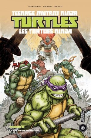 Les Tortues Ninja 2 - La chute de New-York