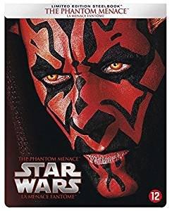 Star Wars : Episode I - La Menace fantôme édition Limited Edition Steelbook