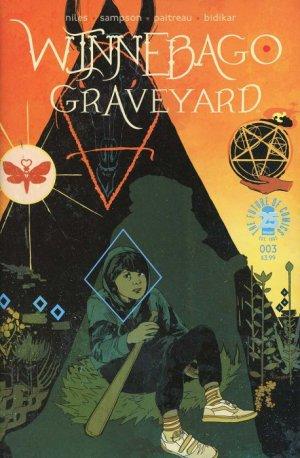 Winnebago Graveyard # 3 Issues (2017)
