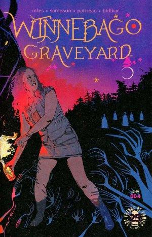 Winnebago Graveyard # 4 Issues (2017)
