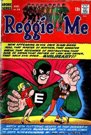 Reggie and Me édition Issues V1 (1966 - 1980)