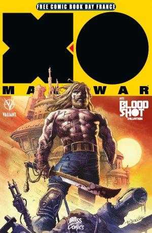 Free Comic Book Day France 2018 - Rai - L'Histoire de l'Univers Valiant / X-O Manowar 1 - X-O Manowar