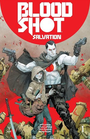 Bloodshot Salvation édition Issues (2017 - 2018)