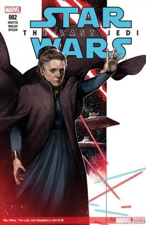 Star Wars - Les Derniers Jedi # 2 Issues (2018)