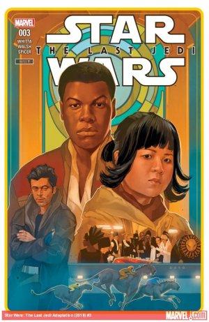 Star Wars - Les Derniers Jedi # 3 Issues (2018)