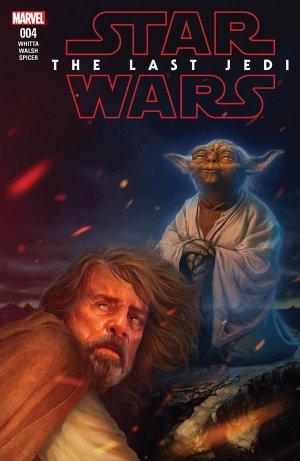 Star Wars - Les Derniers Jedi # 4 Issues (2018)