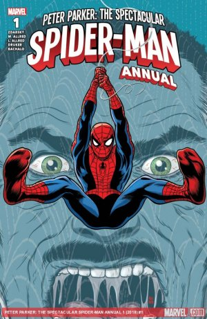 Peter Parker - The Spectacular Spider-Man édition Annual (2018)