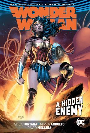 Wonder Woman: Steve Trevor Special # 3 Deluxe (Hardcover)