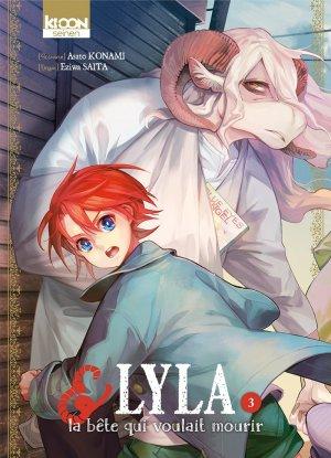 Lyla et la bête qui voulait mourir 3 Simple
