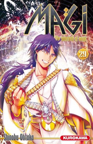 Magi - The Labyrinth of Magic # 29