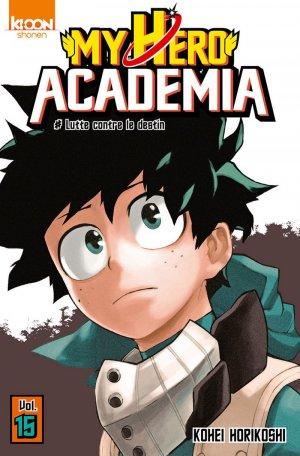 My Hero Academia # 15