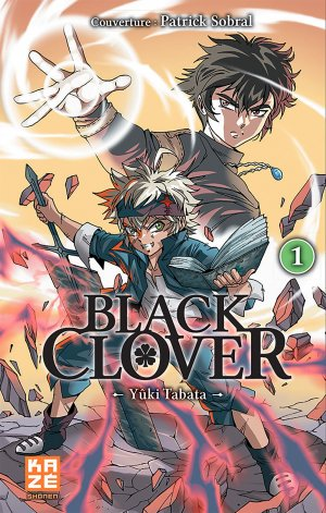 Black Clover édition Edition RedisCover