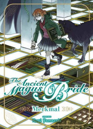 The Ancient Magus Bride guide book - Merkmal édition Simple