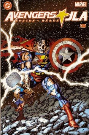 JLA / Avengers édition Issues