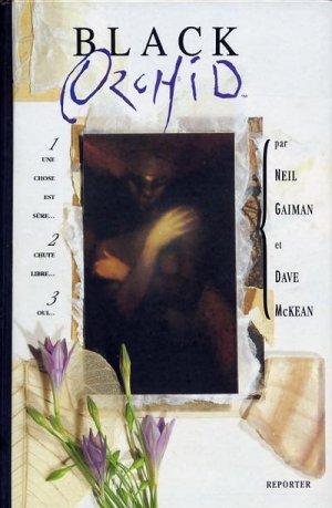 L'orchidée noire édition TPB hardcover (cartonnée) - Issues V1