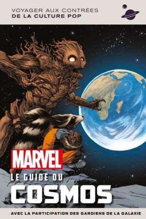 Marvel - Le Guide du Cosmos édition TPB softcover (souple)
