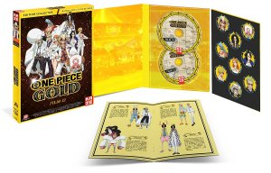 One Piece - film 12 : Gold édition One piece Gold - Collector - [Édition Collector Bl