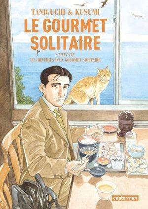 Le Gourmet Solitaire édition Cartonné