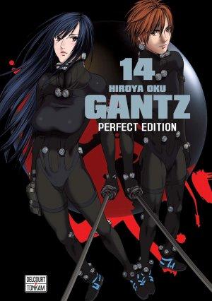 Gantz 14 Perfect