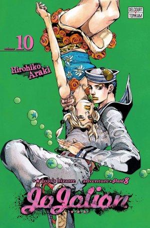 Jojo's Bizarre Adventure - Jojolion # 10