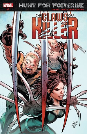 Hunt For Wolverine - Claws Of A Killer # 1