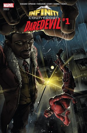 Infinity Countdown - Daredevil # 1 Issue (2018)