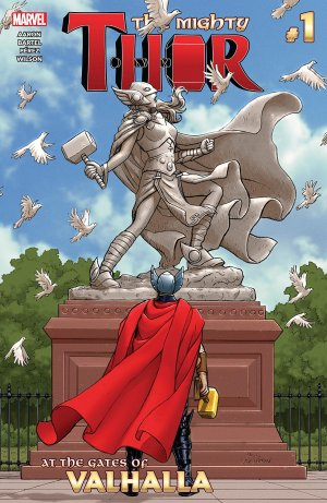 Mighty Thor - At the Gates of Valhalla édition Issue (2018)