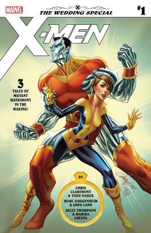 X-Men - The Wedding Special # 1 Issue (2018)