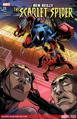 Ben Reilly - Scarlet Spider 20