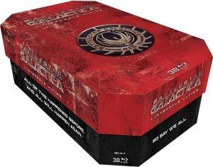 Battlestar Galactica édition Intégrale ultime