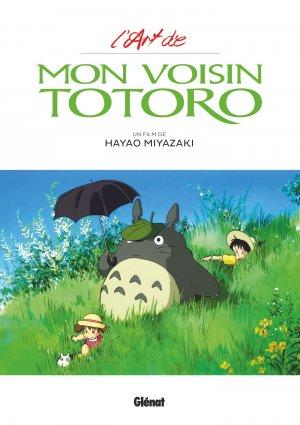 L'art de Mon voisin Totoro édition Réédition 2018