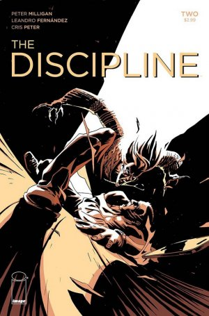 The Discipline # 2 Issues (2016 - Ongoing)