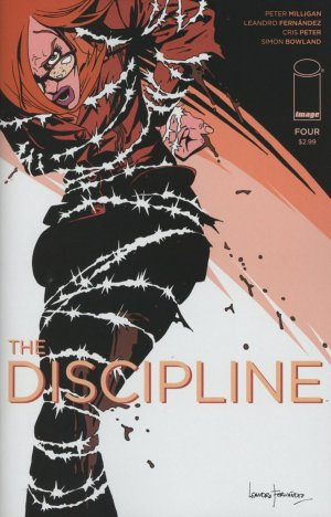 The Discipline # 4 Issues (2016 - Ongoing)