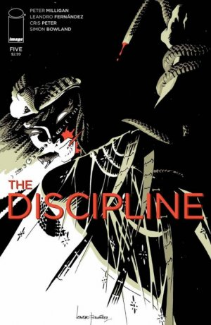 The Discipline # 5 Issues (2016 - Ongoing)