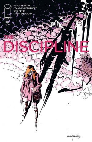 The Discipline # 6 Issues (2016 - Ongoing)