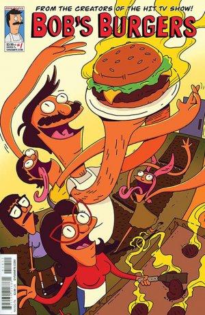 Bob's Burgers édition Issues V1 (2014)