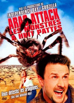 Arack Attack, les monstres à huit pattes